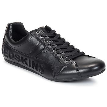 Sko Herre Lave sneakers Redskins TONIKO Sort