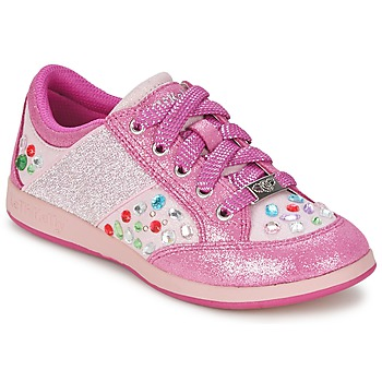 Lave sneakers Lelli Kelly GLITTER-ROSE-CALIFORNIA