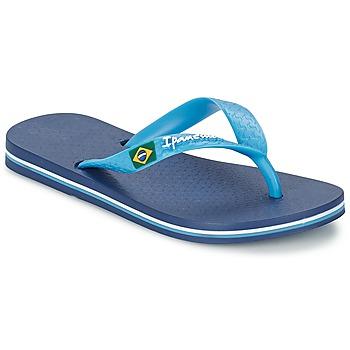 Sko Dreng Flip flops Ipanema CLASSICA BRASIL II Blå