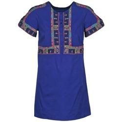 textil Dame Korte kjoler Antik Batik EMILIE Marineblå