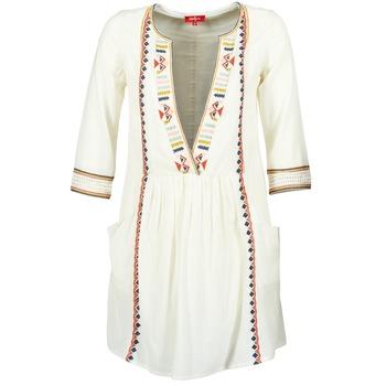 textil Dame Korte kjoler Derhy EMBOUCHURE BEIGE