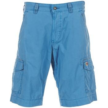 textil Herre Shorts Napapijri PORTES A Blå