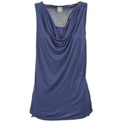 textil Dame Toppe / T-shirts uden ærmer Bench DUPLE Blå