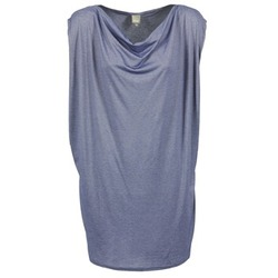 textil Dame Korte kjoler Bench TRUISM Blå