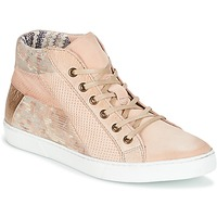 Sko Dame Lave sneakers Dream in Green MOLIMELA Beige / Pink