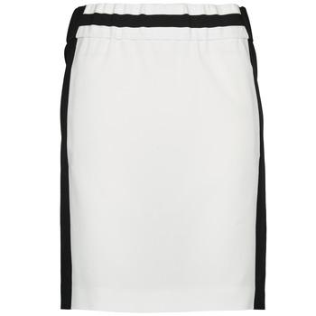 textil Dame Nederdele Joseph RIA-TECHNO Sort / Hvid