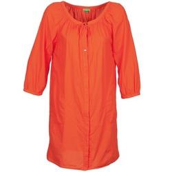 textil Dame Korte kjoler Bensimon FOURTY Orange