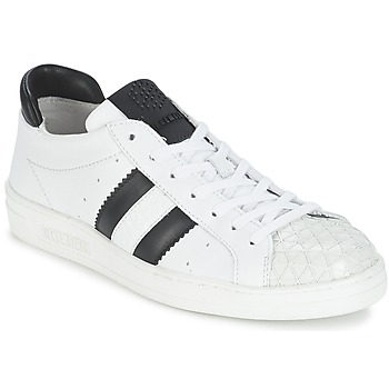 Lave sneakers Bikkembergs BOUNCE 594 LEATHER