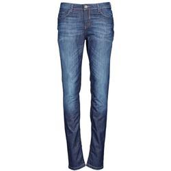 textil Dame Smalle jeans Chipie NIEBLA Blå