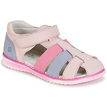 sandaler Citrouille et Compagnie FRINOUI Pink / Blå / LYS / Fuchsia 350x350