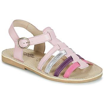sandaler Citrouille et Compagnie JASMA Pink / Violet 350x350
