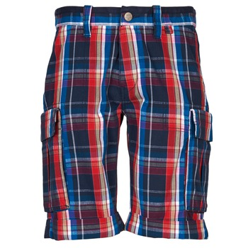 textil Herre Shorts Oxbow TAKAROA Marineblå / Rød