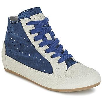 Sko Dame Høje sneakers Tosca Blu CITRINO Marineblå