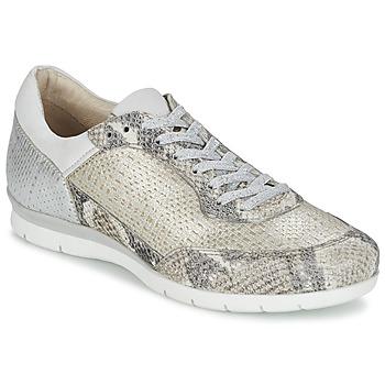 Sko Dame Lave sneakers Mjus FORCE Slange / Sølv