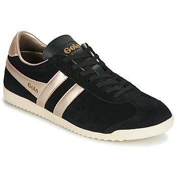Sko Dame Lave sneakers Gola SPIRIT GLITTER Sort