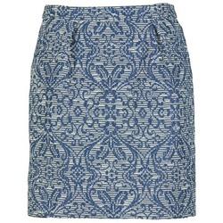 textil Dame Nederdele Benetton LORDINA Marineblå