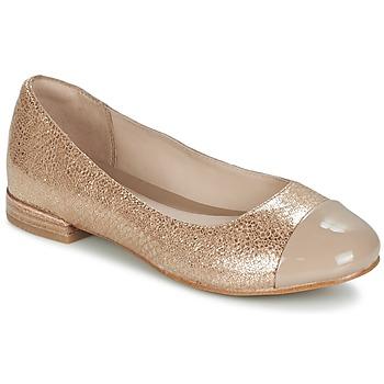 Ballerinaer Clarks FESTIVAL GOLD (2104497569)