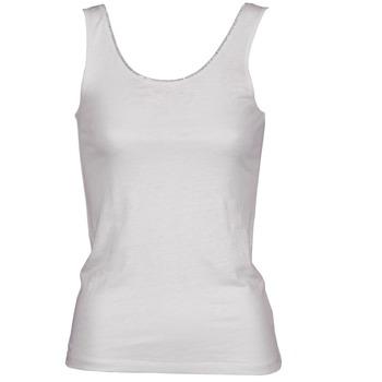 textil Dame Toppe / T-shirts uden ærmer Majestic 701 Hvid