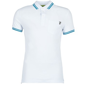 textil Herre Polo-t-shirts m. korte ærmer Versace Jeans WINGS Hvid