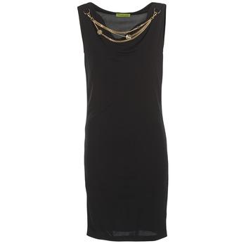 textil Dame Korte kjoler Versace Jeans NDM931 Sort