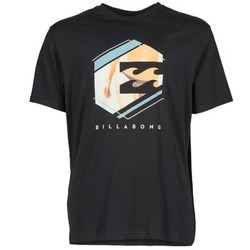 textil Herre T-shirts m. korte ærmer Billabong HEXAG SS Sort