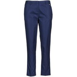 textil Dame Halvlange bukser La City PANTD2A Blå