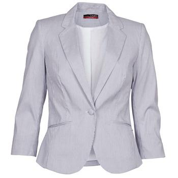 textil Dame Jakker / Blazere La City VST1D6 Grå