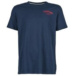 textil Herre T-shirts m. korte ærmer Timberland SS KENNEBEC RIVER Marineblå