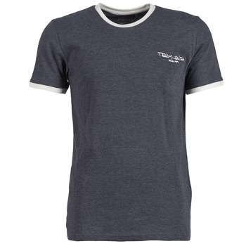 textil Herre T-shirts m. korte ærmer Teddy Smith THE-TEE Antracit