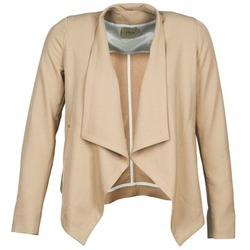 textil Dame Jakker / Blazere Lola VESTIGE BEIGE