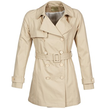 textil Dame Trenchcoats Lola MARDI Beige