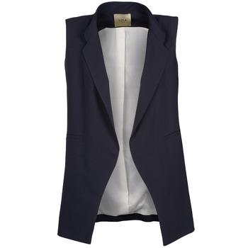 textil Dame Jakker / Blazere Lola VONIG Marineblå