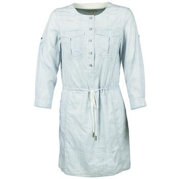 textil Dame Korte kjoler Aigle MILITANY Blå