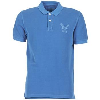 textil Herre Polo-t-shirts m. korte ærmer Aigle BELAQUA Blå