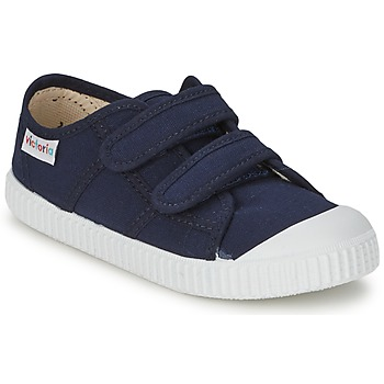 Lave sneakers Victoria BLUCHER LONA DOS VELCROS