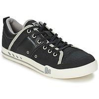 Sko Herre Lave sneakers Merrell RANT Sort