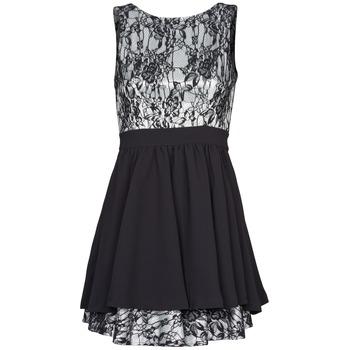 textil Dame Korte kjoler Manoukian 612539 Sort