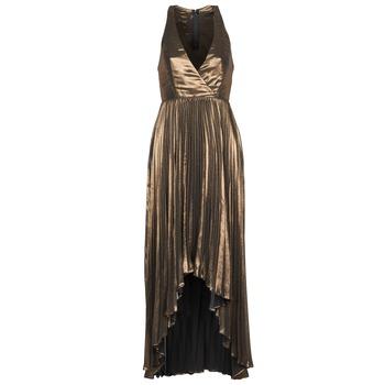textil Dame Lange kjoler Manoukian 612556 Guld