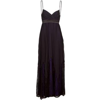 textil Dame Lange kjoler Manoukian 612933 Sort