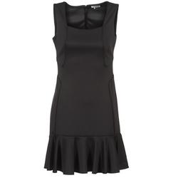 textil Dame Korte kjoler Manoukian 612936 Sort