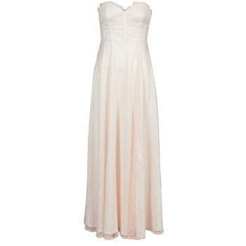 textil Dame Lange kjoler Manoukian 613346 Pink / Beige