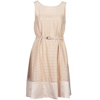 textil Dame Korte kjoler Manoukian 613374 Beige