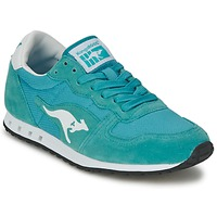 Sko Dame Lave sneakers Kangaroos BLAZE III Blå