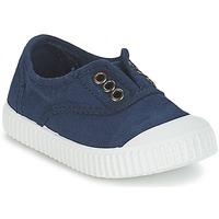 Lave sneakers Victoria INGLESA LONA TINTADA