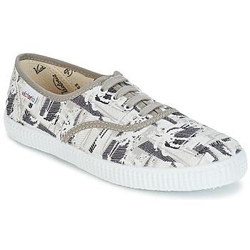 Sko Lave sneakers Victoria INGLES PALMERAS Beige