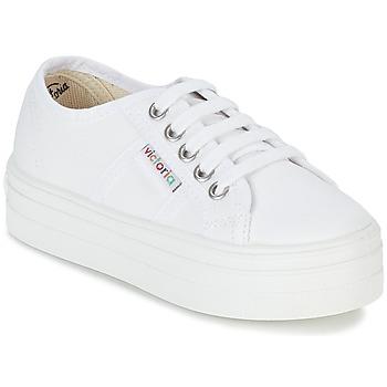 Lave sneakers Victoria BASKET LONA PLATAFORMA KIDS