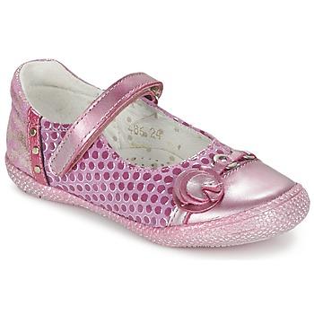 Sko Pige Ballerinaer Babybotte KAYLINE Pink