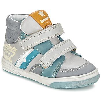 Sko Dreng Høje sneakers Babybotte APPOLON Grå