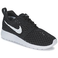 Sko Dreng Lave sneakers Nike ROSHE ONE FLIGHT WEIGHT BREATHE JUNIOR Sort