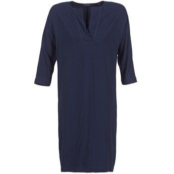textil Dame Korte kjoler Marc O'Polo OMBERKAF Marineblå